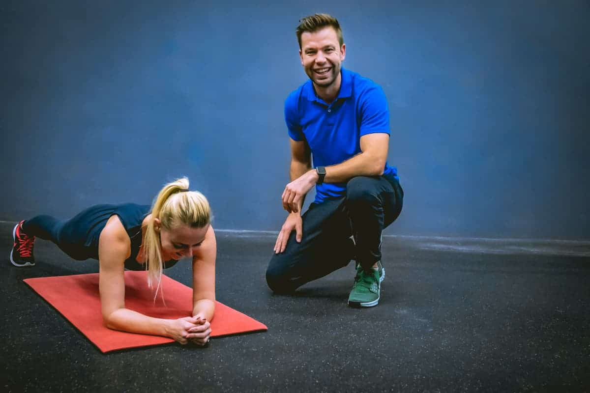 Michael Hansch Personal Trainer Hueckelhoven